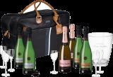 Paket für das prickelnde Wochenende / Champagner / Champgner N. Feuillatte Paket