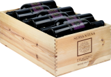 2017 Sessantina Primitivo Vigne Vecchie / Rotwein / Apulien Salento IGP, 12er Holzkiste