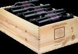 2018 Sessantina Primitivo Vigne Vecchie / Rotwein / Apulien Salento IGP, 12er Holzkiste Jubiläum