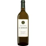 Venta d'Aubert »El Serrats« 2017  0.75L 14% Vol. Weißwein Trocken aus Spanien bei Wein & Vinos