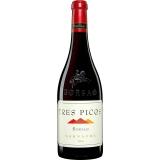Tres Picos 2018  0.75L 15% Vol. Rotwein Trocken aus Spanien bei Wein & Vinos