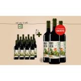 Hauswein Nr. 8 Tinto Bio  13.5L Trocken Weinpaket aus Spanien bei Wein & Vinos