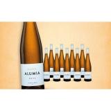 Alumia Vinho Verde Reserva 2020  7.5L Trocken Weinpaket aus Spanien bei Wein & Vinos