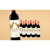 Gallina Tempranillo 2020  6.75L Trocken Weinpaket aus Spanien bei Wein & Vinos