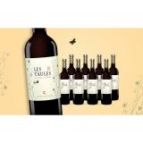Capçanes »Les Taules Organic« 2020  6.75L Trocken Weinpaket aus Spanien bei Wein & Vinos