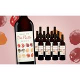 Dos Puntos Tinto Organic 2020  9L Trocken Weinpaket aus Spanien bei Wein & Vinos