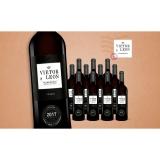 Vietor y Leon Crianza 2017  9L Trocken Weinpaket aus Spanien bei Wein & Vinos