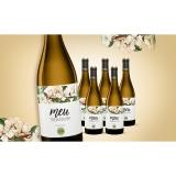 MEU Treixadura Blanco 2020  4.5L Trocken Weinpaket aus Spanien bei Wein & Vinos