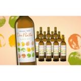 Dos Puntos Blanco Organic 2020  9L Trocken Weinpaket aus Spanien bei Wein & Vinos