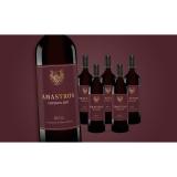Amastros Crianza 2017  4.5L Trocken Weinpaket aus Spanien bei Wein & Vinos