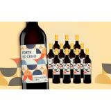 Forte do Cego 2019  9L Trocken Weinpaket aus Spanien bei Wein & Vinos