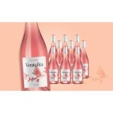 Ventolita Rosado 2020  7.5L Trocken Weinpaket aus Spanien bei Wein & Vinos