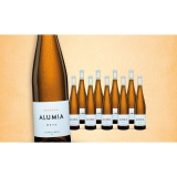 Alumia Vinho Verde 2020  7.5L Trocken Weinpaket aus Spanien bei Wein & Vinos